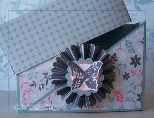 Criss Cross Card Box