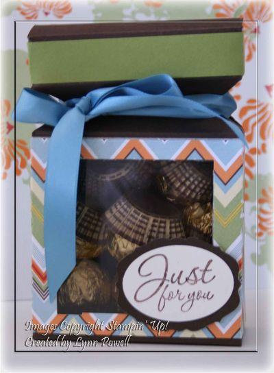 Chocolate Treat Box