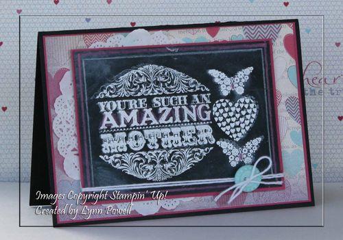 Chalkboard Mothers Day
